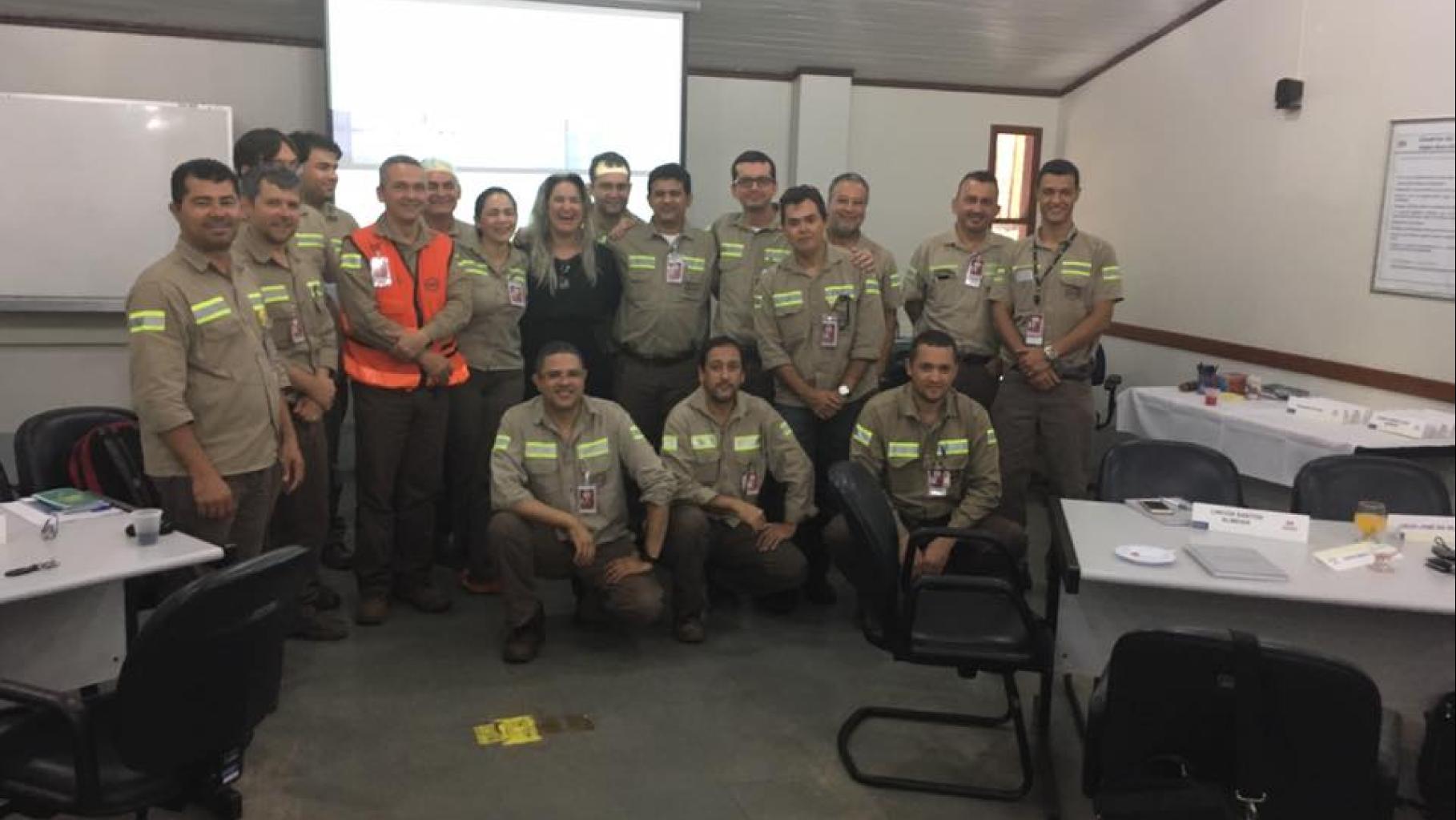 Governança e Gestão de Ativos na Mineração Rio Norte, no Pará