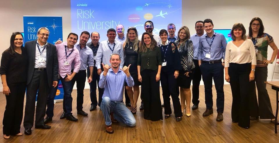 KPMG: Risk University – Governança Corporativa, Compliance e Risco no alvo!!!