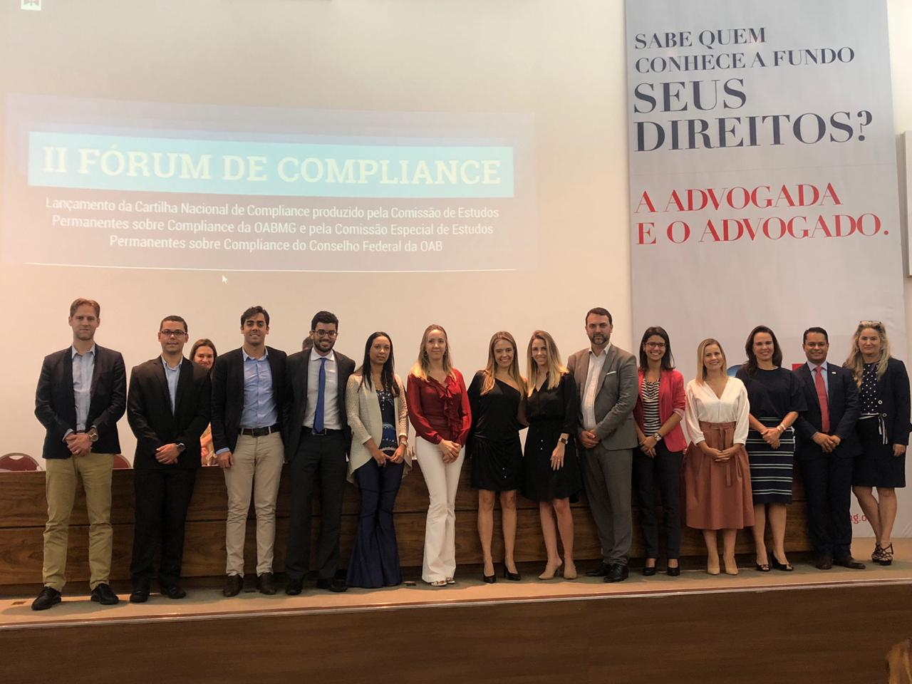II Fórum de Compliance – OAB MG- BH