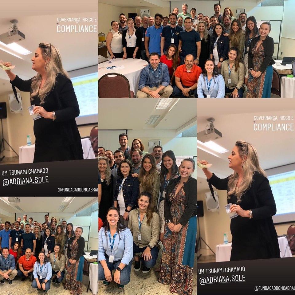 Goiânia/GO:Governança Corporativa, Compliance e Risco- Programa Nacional FDC