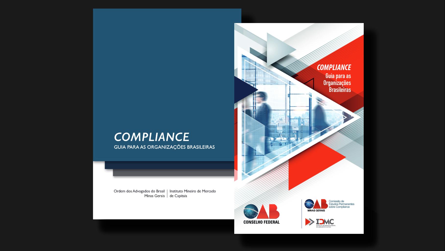 """Cartilha """"Compliance: Guia para Organizações Brasileiras"""" (2016 e 2018)"""