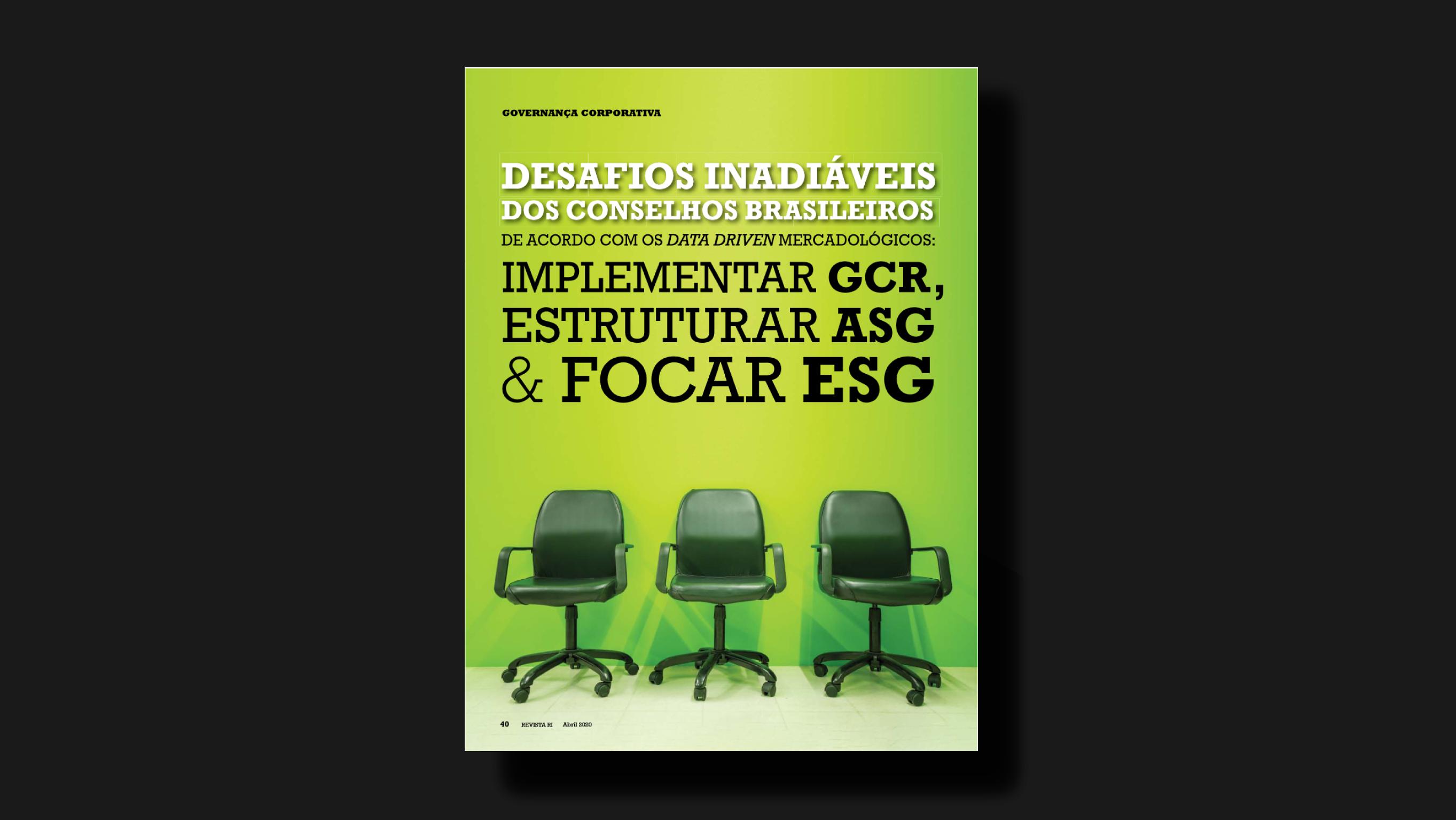 Artigo: Os desafios inadiáveis dos Conselhos Brasileiros