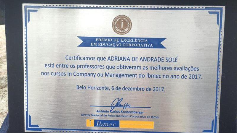 Reconhecimento do IBMEC