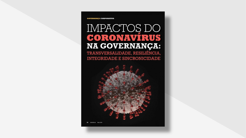Artigo: Impactos do coronavírus na Governança Corporativa