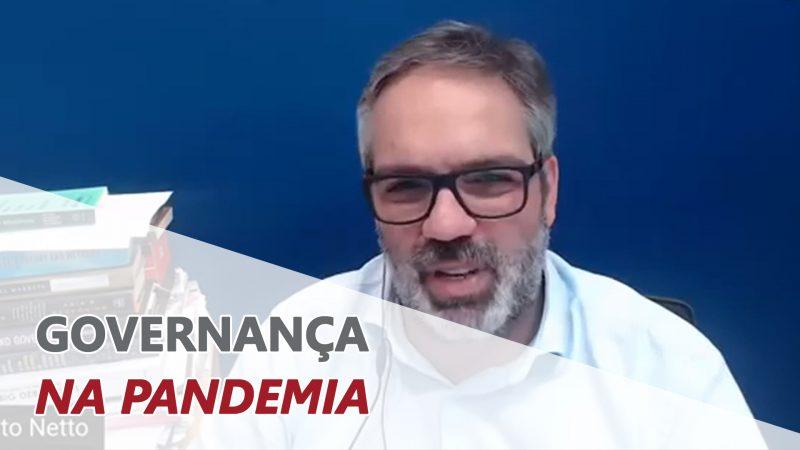 Dato Netto, da Eleven, comenta a importância da Governança e transparência durante a pandemia