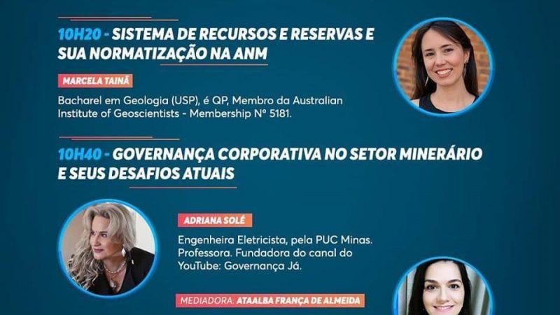 """Governança em pauta no webinar """"Direito Minerário em Tempos de Pandemia"""""""