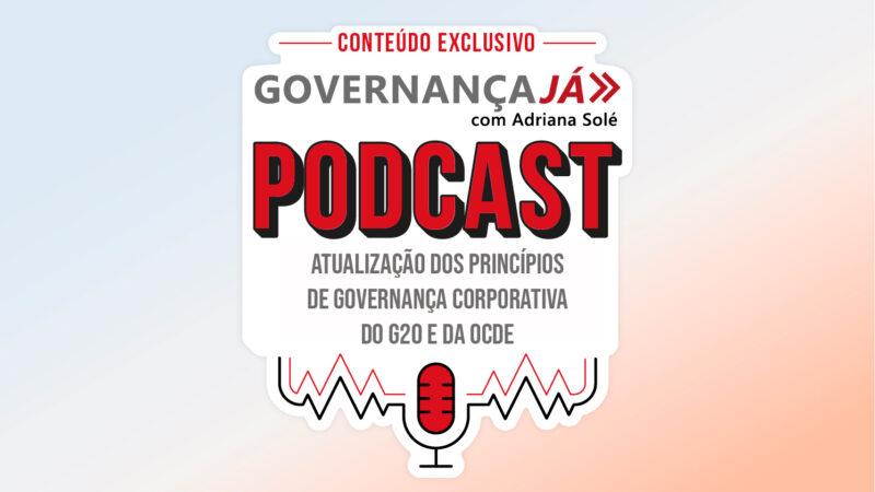 Atualização dos princípios de Governança Corporativa do G20 e da OCDE