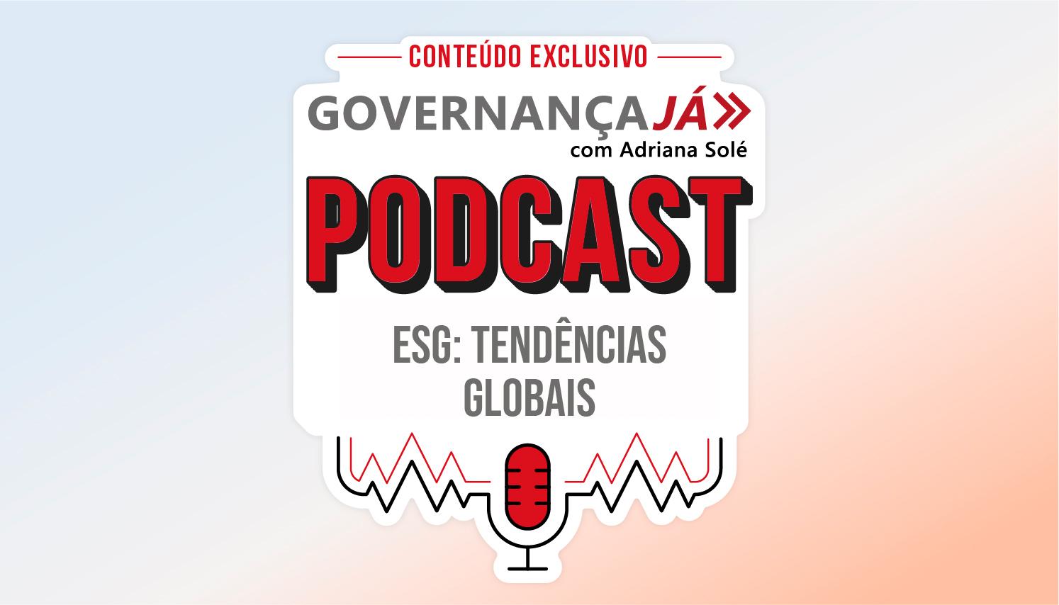ESG: tendências globais