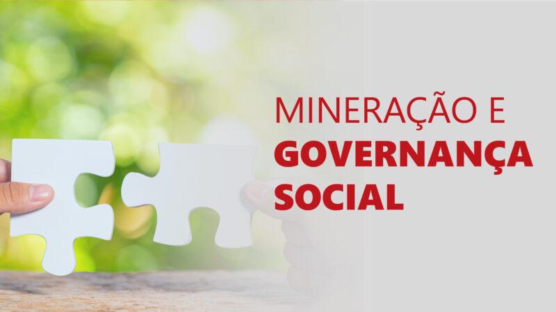 Novos vídeos sobre mineração, Governança Social e ESG