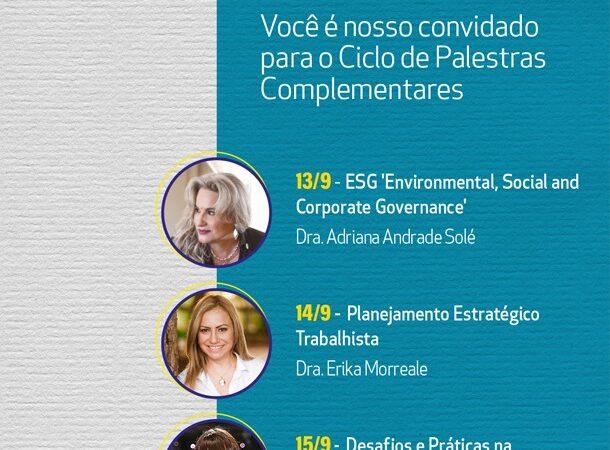 Programa de Desenvolvimento de Conselheiros da Fiemg: discussão sobre ESG